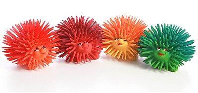 LANCO 100% Natural Rubber Hedgehog Sensory Tactile Fidget Toy OT