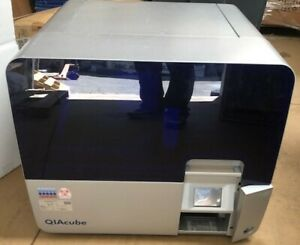 Needs Repair Qiacube Automated Dna Rna Purification System With Manuels Ebay