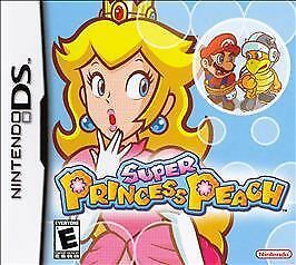 Super Princess Peach  (Nintendo DS, 2006)