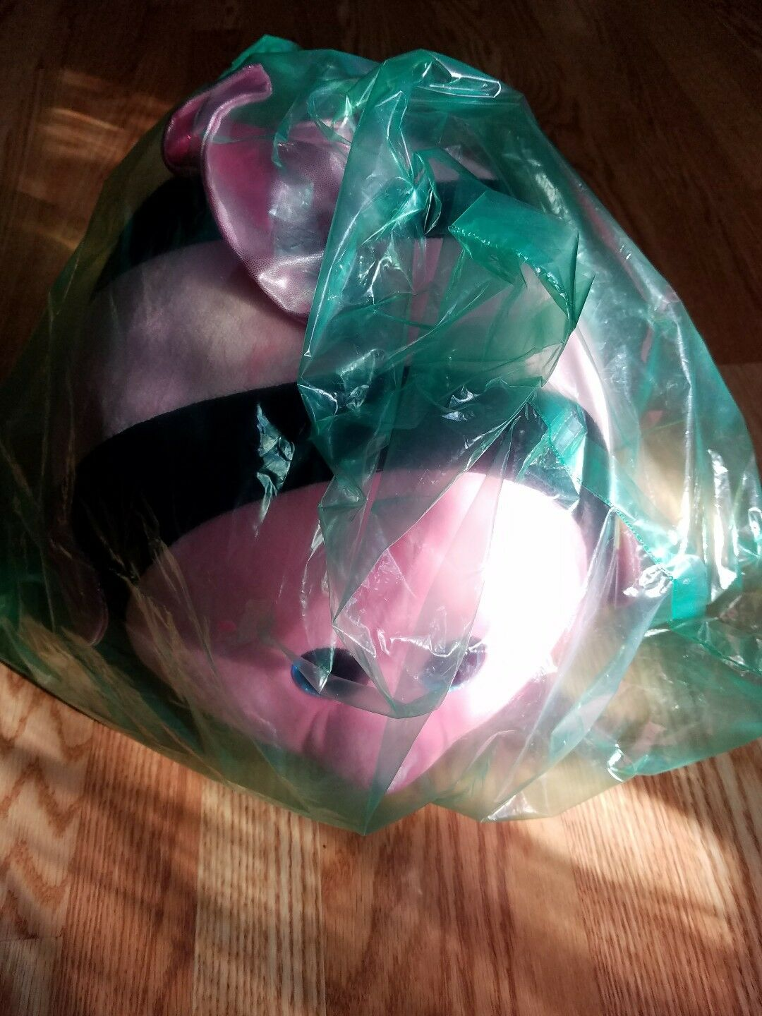 Ty Beanie Ballz 18  2013 Style LARGE Gilly Pink Pink Pink Fish Plush NWT 911532