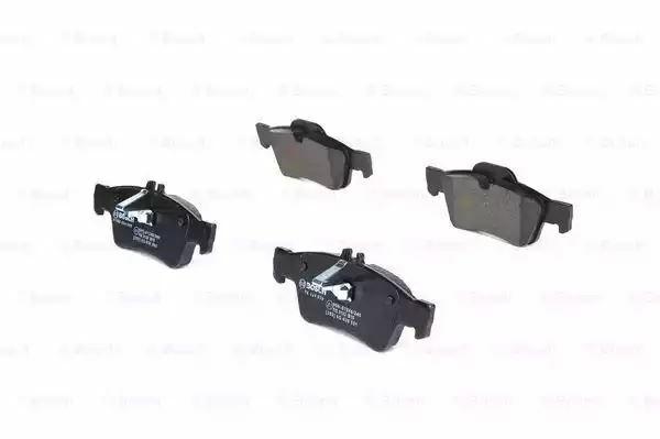 Bosch 0986424699 BP412 Brake Pad Set Disc brake Rear Axle Replace 4230230