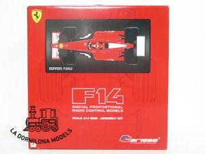 EDK24-KYOSHO-CARISMA-93568-KIT-F14-FERRARI-F1-F2002-RADIO-CONTROL-KIT