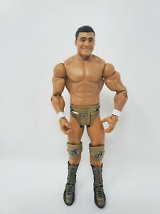 WWE-Alberto-Del-Rio-Mattel-Basic-Wrestling-Action-Figure