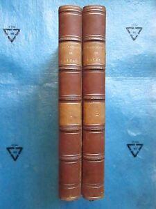 OEUVRES-CHOISIES-de-GUEZ-DE-BALZAC-1822-2-volumes-complet