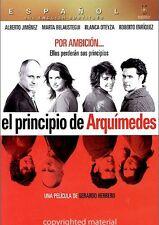 El Principio de Arquimedes (The Archimedes Principle)  (DVD, 2005) New
