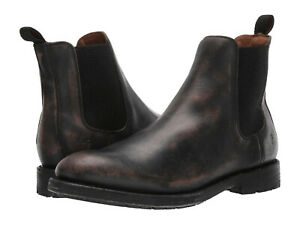 Frye-Mens-Bowery-Chelsea-Slip-On-Business-Casual-Dress-Ankle-Boots