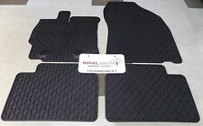 Scion tC 2011 - 2013 Factory All Weather Rubber Floor Mats Genuine OEM OE