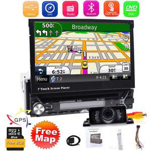 Autoradio-Con-Navigatore-Gps-Schermo-Touch-Screen-Display-Bluetooth-Usb-Sd-1Din