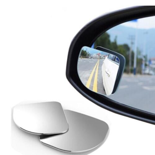 Auto 360° Wide Angle Convex Rear Side View Blind Spot Mirror for Universal Car S