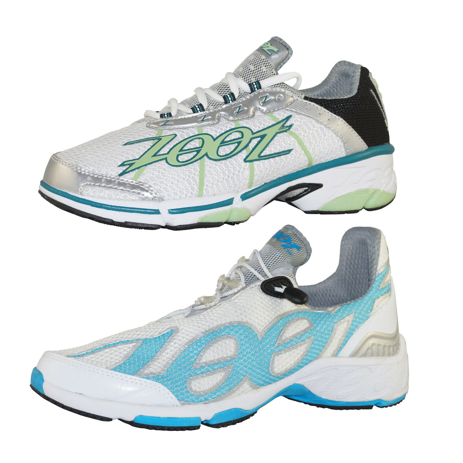Zoot Advantage 1.2.0 Scarpe  Runninghoes Triathlon Trainers donna bianca SALE  Felice shopping