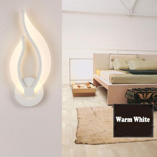 9W LED wall sconce light fixture SMD 2835 acrylic lamp modern decor aisle hotel
