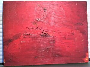 Mid-Century-Postmodern-Abstract-Expressionist-Painting
