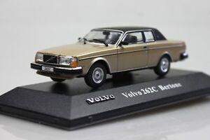 Atlas-1-43-volvo-262C-Bertone-Alloy-car-models-Soviet-vintage-car