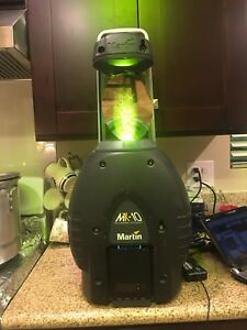 Martin Professional Mx 10 Club Stage Rave DJ DMX Gobo Intelligent