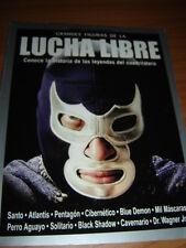 MAGAZINE BIG ONES revista BLUE DEMON historia de leyendas cuadrilatero wrestling
