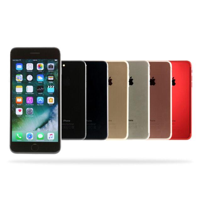 Apple iPhone 7 Plus / 128GB /  Schwarz Silber Gold / eBay Garantie / Gebraucht