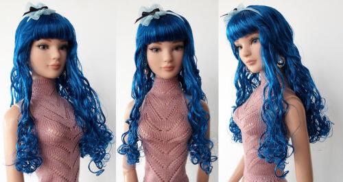 "Sherry Japanese Saran hair wig for 22/"" AMERICAN MODEL /& Ellowyne wilde 1SAW03"