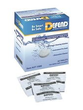 Dental Defend Ultrasonic Cleaner Enzymatic Tablets Bx64 Ut 1000 Tabs Exp 21 1