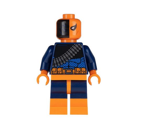Lego Deathstroke 76034 Batman II DC Super Heroes Minifigure
