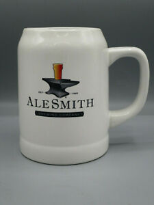 AleSmith-Brewing-Co-Vintage-SPEEDWAY-STOUT-Craft-Beer-Tankard-Ceramic-Beer-Stein