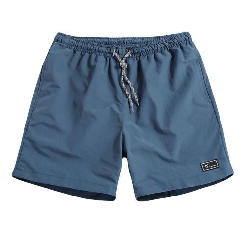 Men/'s Sports Training Bodybuilding Summer Shorts Workout Fitness Gym Short Pants
