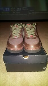 About Nike Force Size Brown 11 Natt Supreme Air Calvin Pre Owned Olive 1 Baroque Details deBoCx
