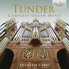 Tunder: Complete Organ Music (CD, Apr-2016, 2 Discs, Brilliant Classics)