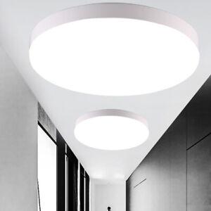 Details zu Deckenbeleuchtung LED Deckenleuchte Badleuchte Küche Deckenlampe  Wohnzimmer