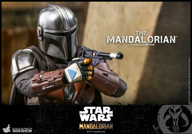 STAR WARS~THE MANDOLORIAN~SIXTH SCALE FIGURE~TMS007~HOT TOYS~MIBS