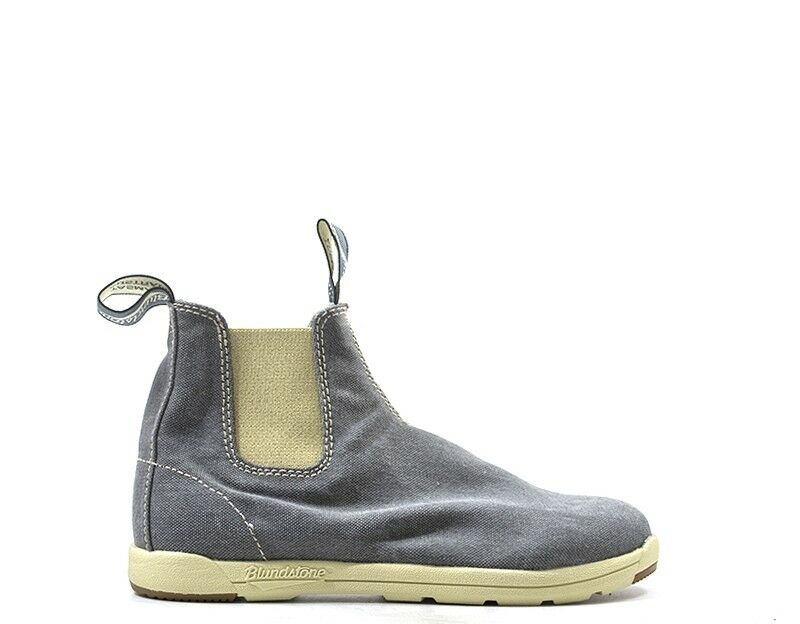 zapatos mujer azulNDSTONE mujer zapatos Tronchetti Bassi  gris Tessuto BCCAL0307-1423S 012c88