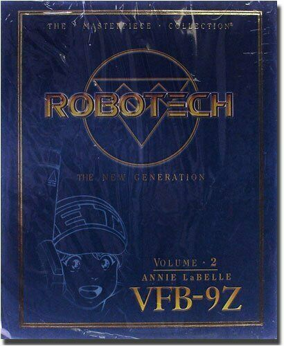 Robotech Macross toynami Masterpiece Vol 2 VFB-9Z Anne Labelle Figure