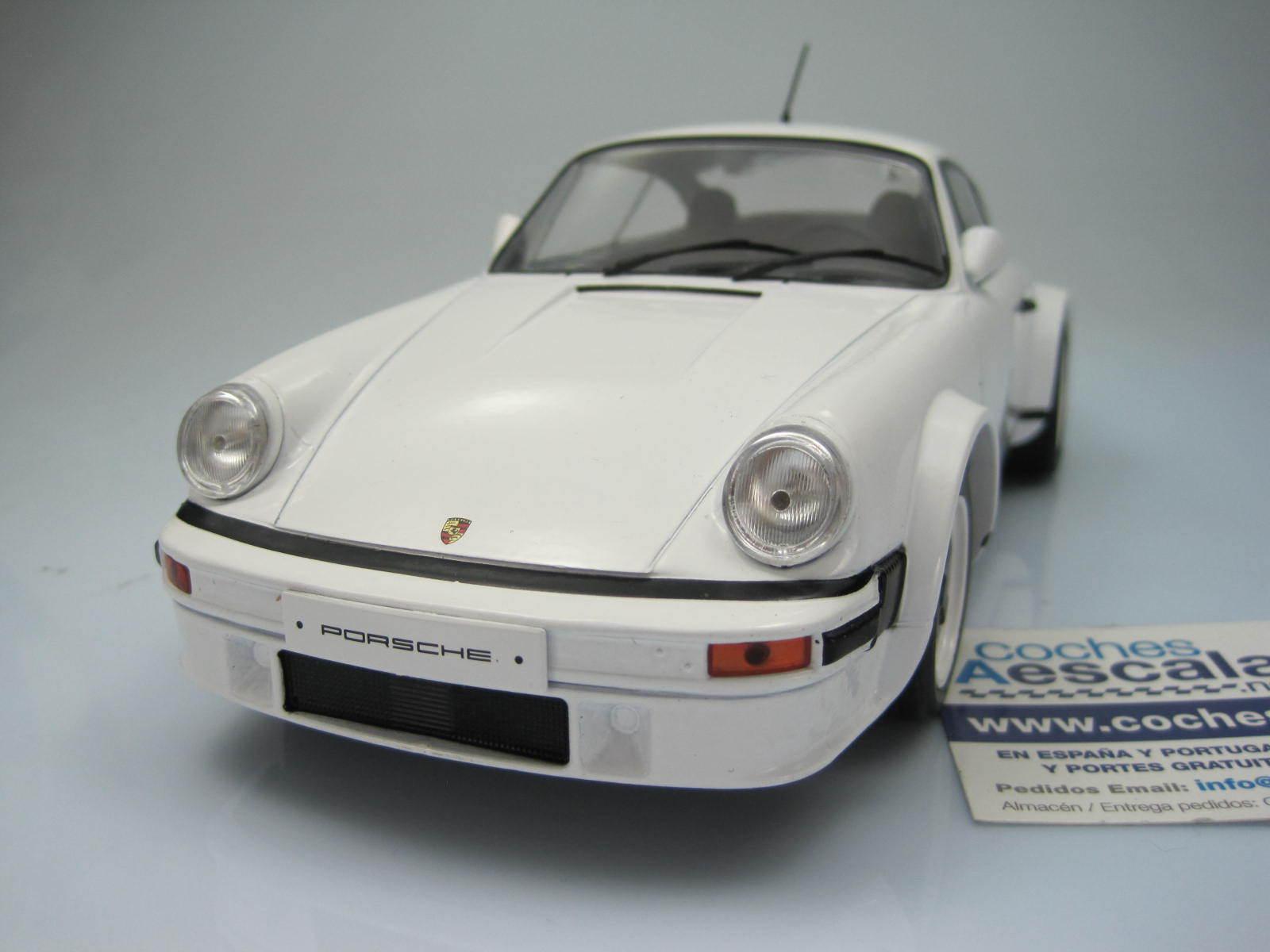 1 18 Ixo Models Porsche 911 SC 1982 1982 1982 930 race version 18CMC007 not altaya 7e7233