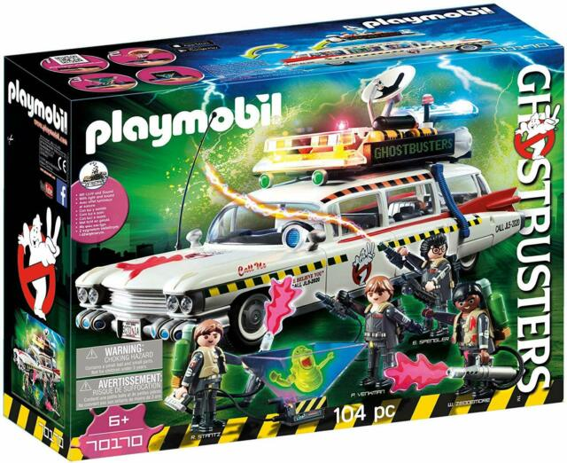 Playmobil Ghostbusters 70170 Ecto-1A Ghostbusters