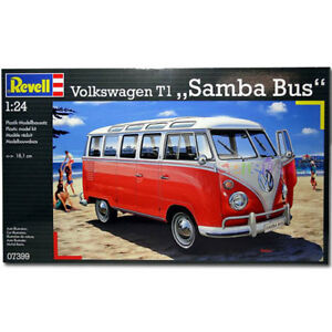 Image Is Loading Revell Vw T1 Samba Bus 1 24 Model