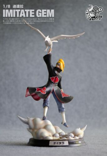 In stock Naruto FOC studio 1//8 Akatsuki Deidara resin statue figure