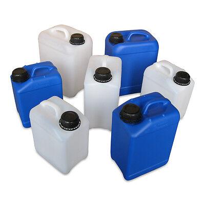 5 L Plastekanister Kunststoffbehälter Box Camping /& Outdoor NEU 2,5 L 2 L 3 L