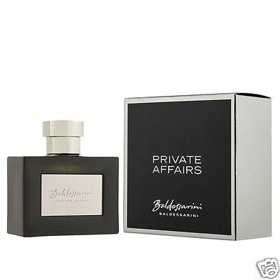 Baldessarini Private Affairs Eau De Toilette 90 ml (man)