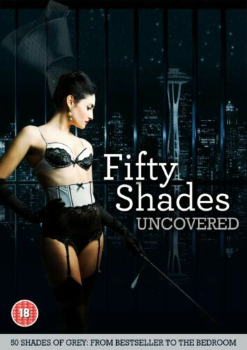1 of 1 - Fifty Shades Uncovered 2015 DVD