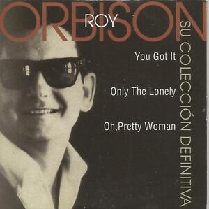 Roy-Orbison-Su-Coleccion-Definitiva-2000-Spain-promotional-sampler-CD