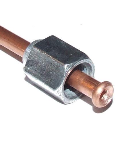 Austin-Healey Sprite Copper Brake Pipe Kit  1961 to 1971