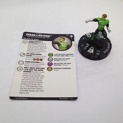 Heroclix Arkham Asylum 029 Per Degaton with card