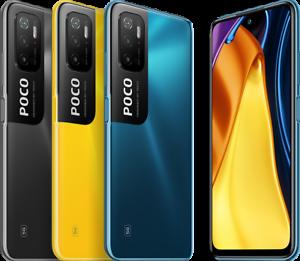"Xiaomi POCO M3 Pro 5G NFC Smartphone 4GB 64GB 90Hz 6.5 ""FHD 5000mAh Dual SIM"