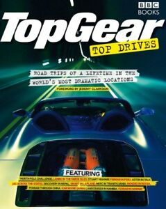 Very-Good-1846074649-Paperback-034-Top-Gear-034-Top-Drives-Road-Trips-of-a-Lifetime-i