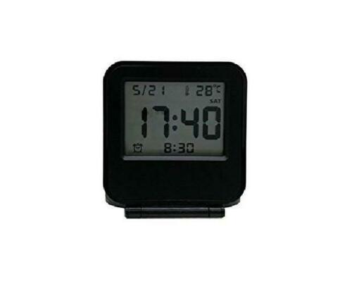 Details about  /Egundo Small Digital Travel Alarm Clocks,Battery Operated Travel Clock with Alar