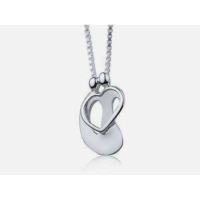 Loving Couple STERLING SILVER 925 Soulmates Wife/Husband