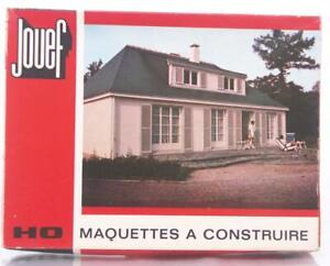 MINT-UNMADE-JOUEF-1998-HO-GAUGE-KIT-VILLA-ILE-DE-FRANCE-ILE-DE-FRANCE-VILLA