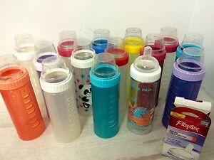how to use playtex nurser bottles