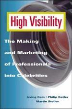 High Visibility Rein, Irving, Kotler, Philip, Stoller, Martin Hardcover