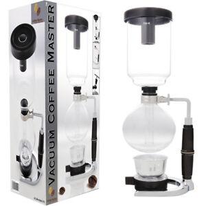Coffee Syphon Vacuum Pot 5 Cup Coffee Maker Siphon Uk