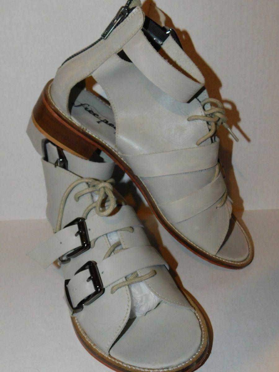 Free People gris Sunchaser Zapato Bota - 40